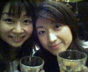 久しぶりに会った城雅子ちゃんと